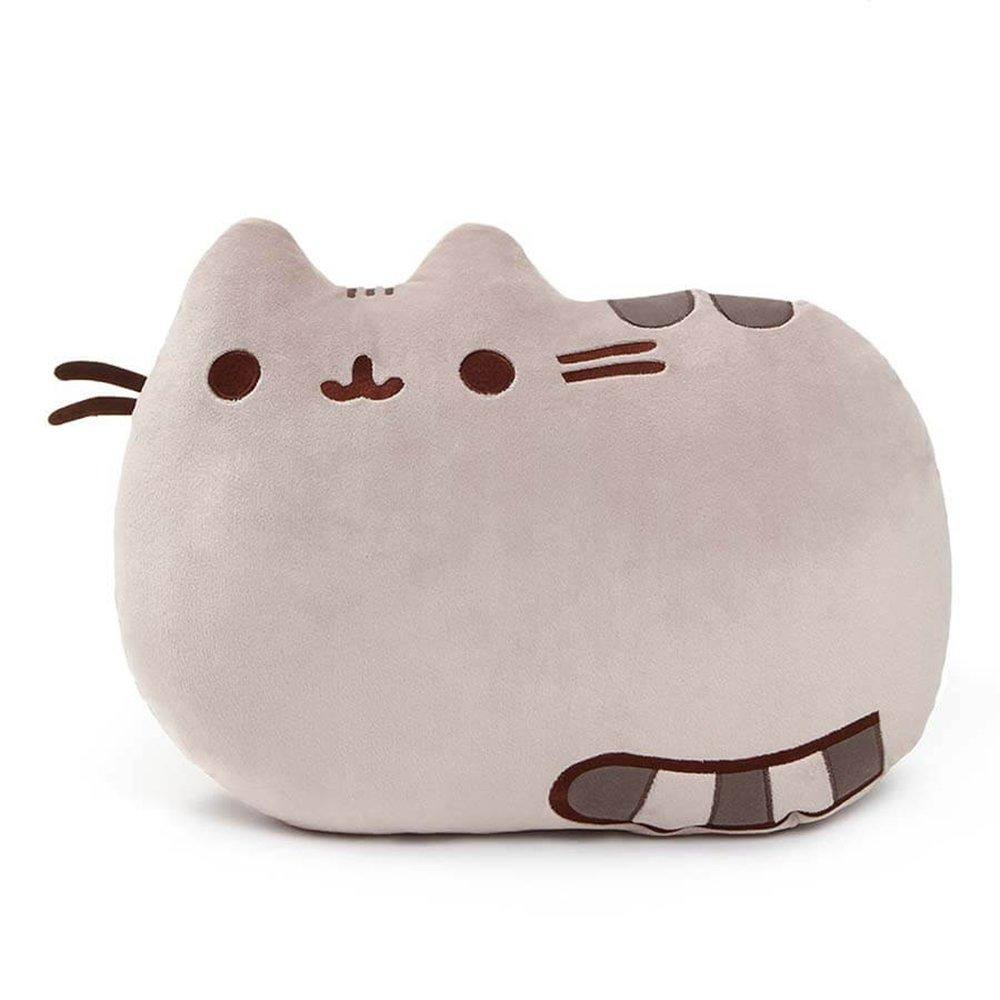 "Gund 16.5"" Reversible Pusheen Plush Pillow"