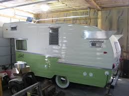 100 Restored Retro Campers For Sale From Nasty To Shasty SHASTA WINGS