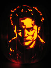 Dremel Drill Pumpkin Carving by Celebrating Halloween With The Twilight Saga