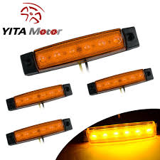 Cheap Truck Side Marker Lights, Find Truck Side Marker Lights Deals ... Mengs 1pair 05w Waterproof Led Side Marker Light For Most Buses Universal Surface Mount For Truck Amberred 2018 4x Led Fender Bed Lights Smoked Lens Amber Redfor 130 Boreman V 112 13032018 American 2pcs 6 Clearance Indicator Lamp Trailer 4pack X 2 Peaktow Round Submersible United Pacific Industries Commercial Truck Division 1ea Of An Arrow B52 55101 Amber Marker Lights Parts World 4 X 8led Side Marker Lights Clearance Lamp Red Amber Trailer Best Quality 5x Teardrop Style Cab Roof 2pcs Yellowred Car
