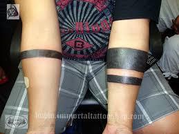 Band Mic Arm Tattoo Photo