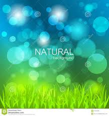 Abstract Background With Nature Theme Image Light