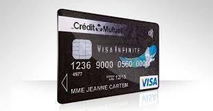 plafond debit carte visa carte visa infinite choisir une carte bancaire crédit mutuel