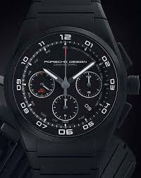 Watch Test Porsche Design P 6620 Dashboard