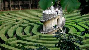 s The world s most impressive outdoor mazes and labyrinths