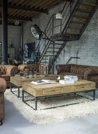 best inspiration industrial interior design for your home