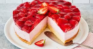 erdbeer mascarpone torte sommerlich leicht lecker