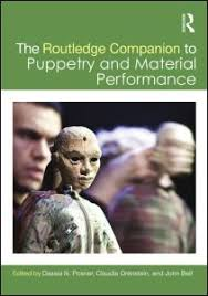 The Routledge Companion To Puppetry And Material P