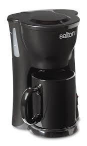 Salton 1 Cup Space Saving Coffee Maker Reviews