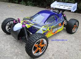RC Nitro Buggy / RC Car HSP WARHEAD 2 Speed 2.4G 1/10 RACE 10074 ...