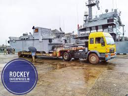 Top Truck Mounted Cranes On Hire In Cochin - Best Truck Loader ...