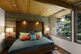 chambre en lambris bois design interieur plafond design lambris bois chambre coucher