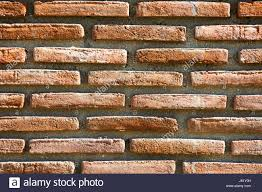 Detail Wall Row Brick Pattern Rustical Rustic Backdrop Background Texture