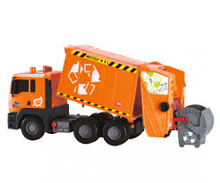 Pump Action Garbage Truck - Air Pump Series - Brands & Products ...