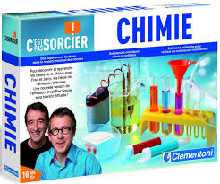clementoni c est pas sorcier chimie jeux scientifiques achat