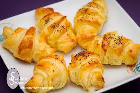 mini croissants lardons reblochon senteur et saveur