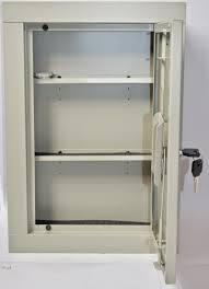 Stack On Steel Security Cabinet 18 Gun by Stack On In Wall Steel Cabinet Safe Review