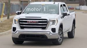 This Is What The Cheaper 2019 GMC Sierra SLE Looks Like 2019 Gmc Sierra Denali Drops With A Splitfolding Tailgate Allnew 1500 Officially Unveiled In And Slt Trims New 2017 4wd Regular Cab 1190 Sle 2 Door Pickup Grande Pickup Truck 70s Era Dave_7 Flickr 2016 62l V8 4x4 Test Review Car Driver 2011 2500hd Information Ny Auto Show Vw Steal Truck Headlines 2015 Walkaround Youtube Introduces Eassist Canyon Quick Take What You Need To Know About Gmcs 2004 Ext Item Dv9665 Carbon Fiberloaded Oneups Fords F150 Wired