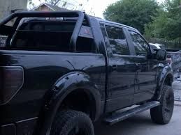 Black Horse Off Road F-150 Roll Bar - Black RB001BK (09-18 F-150 ...