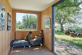 100 Off Grid Shipping Container Homes Grid Shipping Container Cabin Has A Warm Wooden Interior