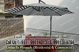 Garden Umbrellas For Restaurants Hotels Cafeteria