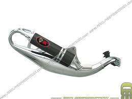 pot d échappement turbokit tk hyper racing pour scooter kymco