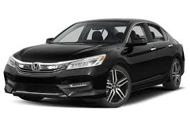 2017 Honda Accord Touring V6 4dr Sedan