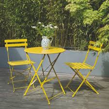 Bistro Tables - Our Pick Of The Best   Ideal Home Brompton Metal Garden Rectangular Set Fniture Compare 56 Bistro Black Wrought Iron Cafe Table And Chairs Pana Outdoors With 2 Pcs Cast Alinium Tulip White Vintage Patio Ding Buy Tables Chairsmetal Gardenfniture Italian Terrace Fniture Archives John Lewis Partners Ala Mesh 6seater And Bronze Home Hartman Outdoor Products Uk Our Pick Of The Best Ideal Royal River Oak 7piece Padded Sling Darwin Metal 6 Seat Garden Ding Set