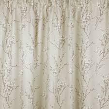 Ebay Curtains Laura Ashley by Willow Natural Pencil Pleat Ready Made Curtains At Laura Ashley