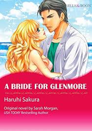 A BRIDE FOR GLENMORE Mills Boon Comics