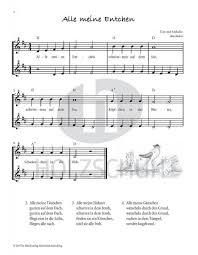 jede menge flötentöne kinderlieder noten für 1 2 sopran blockflöten