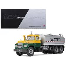 New Mack R Water Tank Truck Yellow/Green/Silver 1/34 Diecast Model ... Dofeng 6000liters Water Tank Truck Price View Freightliner Obsolete M2 4k Water Truck For Sale Eloy Az Year Chiang Mai Thailand April 20 2018 Tnachai Tank Truck 135 2 12 Ton 6x6 Tank Hobbyland 98 Peterbilt 330 Water Youtube Tanker For Kids Adot Continuous Improvement Yields Much Faster Way To Fill A Bowser Tanker Wikipedia Palumbo Mack R 134 First Gear 194063 New In Trucks Towers Pulls Archives I5 Rentals North Benz Ng80 6x4 Power Star Ton Wwwiben 2017 348 Sale 18528 Miles Morris