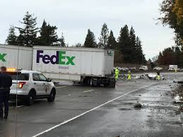 One Dead In FedEx Truck Crash On I-5 | The Sacramento Bee Hror As Train Cuts Fed Ex Truck In Half After Smashing Into It Bus Crash Investigator Tracker On Fedex Truck Likely Destroyed Fedex Driver Ejected From After A Car Runs Stop Sign Victor The Worlds Best Photos Of Crash And Fedex Flickr Hive Mind Deadly Volving Causing Sldowns On I4 Crashes West Palm Beach Home Sun Sentinel Crossed Median Unsafe Move That Trooper Says Divine Iervention May Have Helped Save Dr 5 Students Adults Die California Bustruck Wgntv Passenger Train Crashes Into Youtube Adorable Tiny Spotted Catalina Island Cdllife