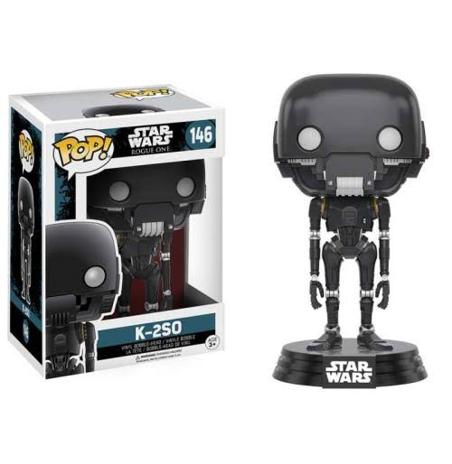Pop Star Wars: Rogue One - K-2SO