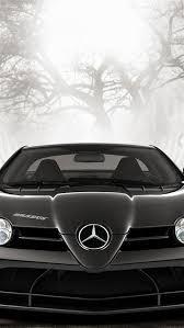 Black Mercedes Benz Brabus Wallpaper Free iPhone Wallpapers