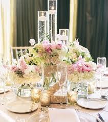 Pretty Spring Wedding Flower Ideas Centerpieces