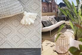 outdoor teppiche für balkon und terrasse darauf solltet ihr
