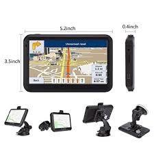 100 Gps Systems For Trucks 3CQP 5 8GB Car Truck HGV LGV GPS Navigation UK EU Lifetime Map 508