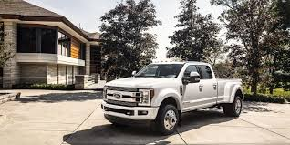 100 Super Duty Truck 2018 Ford FSeries Limited Pickup Truck Tops Out At 94000