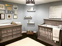 Classic Serene Nursery Fit For A King