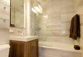 bathroom with marble looking ceramic tile ideas