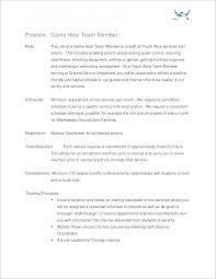Waitress Resume Template Australia Example Of Restaurant Samples