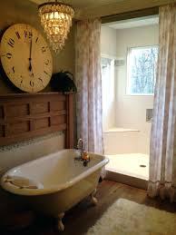 mini chandelier over bathtub 100 images designs charming mini
