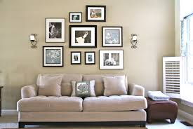 Photo Frame On Wall Ideas Above The Couch