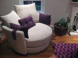 vintage barrel chairs cuddler chair with ottoman lazy boy swivel
