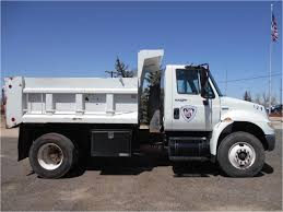 2008 INTERNATIONAL 4400 SBA Dump Truck For Sale Auction Or Lease ...