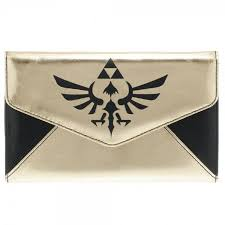Zelda Triforce Lamp Amazon by Legend Of Zelda Triforce Logo Envelope Wallet At Amazon Men U0027s