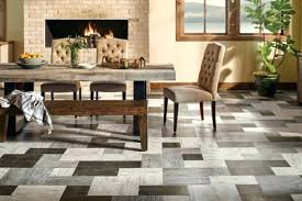 Black And White Linoleum Tile Multi Colored Vinyl Flooring For The Dining Room Reserve Collection Grain