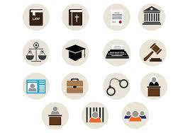 icones bureau gratuits icônes vectorielles du bureau de la loi téléchargez de l des