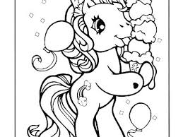 Coloring Pages Of Rainbow Dash My Little Pony Spike